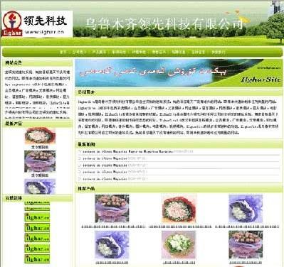 爱革CMS 公司网站模板 W015001,S02 - 源码下载 -六神源码网