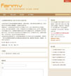 Fanmv Blog主题模板:仿糗事百科 v1.0.1.1220 - 源码下载 -六神源码网
