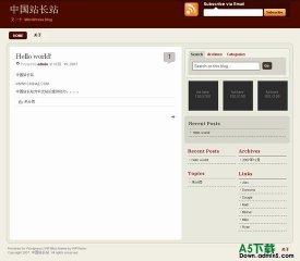 Wordpress WP Premium(年度最佳1) - 源码下载 -六神源码网