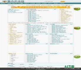 PHP168 经典小说站模板 - 源码下载 -六神源码网