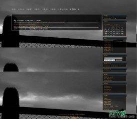 Bo-Blog 深邃黑模板 - 源码下载 -六神源码网