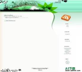 Wordpress Forestry模板 - 源码下载 -六神源码网