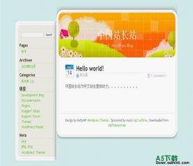 Wordpress Freshart模板 - 源码下载 -六神源码网