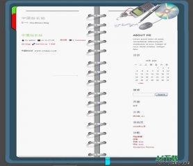 Wordpress Notes模板 - 源码下载 -六神源码网