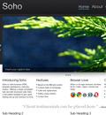SOHO工作室网站模板 - 源码下载 -六神源码网