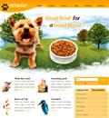 宠物商城网站模板 - 源码下载 -六神源码网