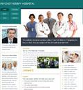 医学医院网站模板 - 源码下载 -六神源码网