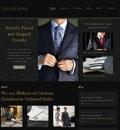 裁缝店网站模板 - 源码下载 -六神源码网