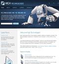 精品大气IT科技企业网站模板 - 源码下载 -六神源码网