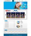广告联盟网络推广公司网站模板 - 源码下载 -六神源码网