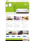 HTML5创意家居公司网站模板 - 源码下载 -六神源码网