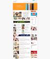门户论坛源码商业模板克米|努比亚微资 - 源码下载 -六神源码网